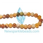 AG-Mix17 Beads , mixed agate handcut  nugget